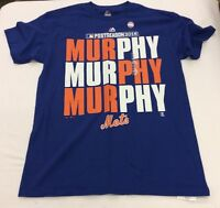 New York Mets Daniel Murphy MLB Men's Murphy Murphy Murphy T-Shirt