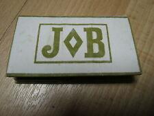 Papier à cigarette ancien JOB - Old paper  Paquet vers 1920 collection tabac