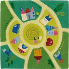Tappeti multicolore quadrati per bambini