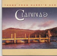 Clannad-Theme From Harrys Game cd single