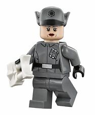 LEGO STAR WARS First Order Officer MINIFIG brand new from Lego set #75104
