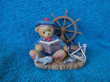 """Cherished Teddies Glenn """"By Land Or By Sea, Let's Go-Just You and Me"""" 1999"""