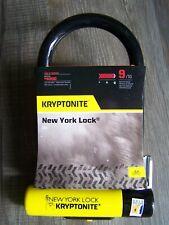 "Kryptonite New York STD U-Lock : 4"" x 8"" level grade  9"