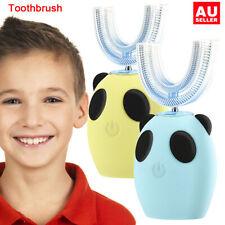 New Model Ultrasonic Kids Electric Children Toothbrush Teeth Whitening Tool Gift