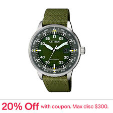 Citizen Eco-Drive Stainless Steel Mens Watch
