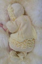 IO credo * * in * ANGELI PICCOLO NIX 4 PCE Limone Set per un neonato/RINATO Baby