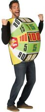 The Price Is Right Game Show Big Wheel Costume Halloween Rasta Imposta