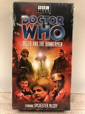 Doctor Who - Delta and the Bannermen-Sylvester McCoy VHS Sealed Brand New