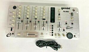 Gemini PS-900i Professional Dj Mixer