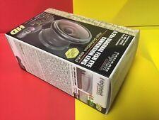 RAYNOX HDP-2800ES 28x Fisheye Lens 43 52 37  Sony HDR-CX560V/560VE/CX700V/700VE