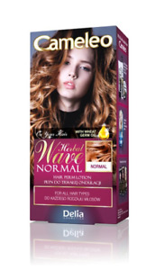 DELIA CAMELEO HERBAL WAVE HAIR PERM LOTION NORMAL FOR ALL HAIR