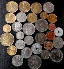 Greece bulk mixed old coins  & monedas diferentes de Grecia