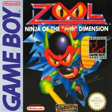 Nintendo GameBoy - Zool: Ninja of the Nth Dimension mit OVP sehr guter Zustand