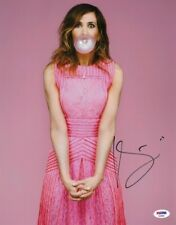 Kristen Wiig Signed Authentic Autographed 11x14 Photo PSA/DNA #AD65885