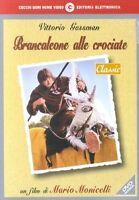 BRANCALEONE ALLE CROCIATE  DVD COMICO-COMMEDIA