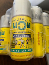Muay Thai Namman Muay Massage Oil Boxing Liniment Sport Athlete 85ml 3.5oz 30cc