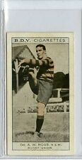 (Gs500-JB) Phillips BDV, Whos Who in Aust Sport, Ross / Kingsford Smith 1933 EX