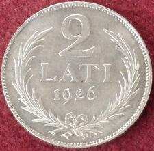 More details for latvia 2 lati 1926 (e2505)