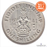 1937 - 1951  SCOTTISH SILVER SHILLING COINS GEORGE VI CHOOSE DATES