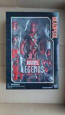Deadpool Marvel Legends Series 12? Inch 1:6 Scale Figure Hasbro X-Men New In Box