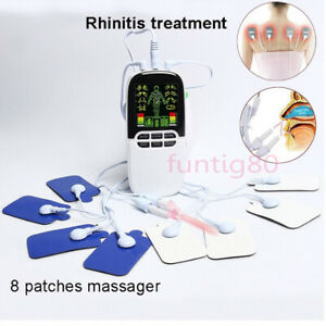 2in1 Laser Rhinitis Therapy & Pulse Muscle Stimulator Tens Unit Massager Device
