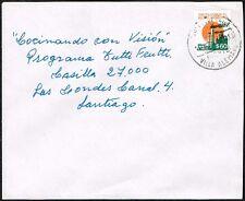 1301 CHILE COVER 1992 ECOLOGY ENVIRONMENT VILLA ALEMANA - SANTIAGO-27