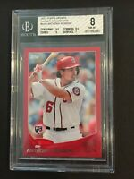 ANTHONY RENDON 2013 Topps Update RC #US8 Target Red BGS 8 NEAR MINT LA Angels