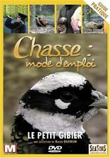 Chasse : mode d'emploi - Vol. 2 : Le petit gibier // DVD NEUF