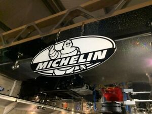 Michelin Man large sign man cave sign can be illuminated E18L