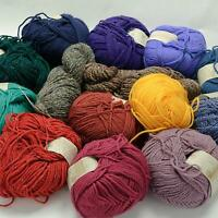 Rowan Vintage Colours Double Knitting 100% Wools & Tweeds 50g Balls Hanks Rare 3