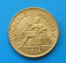 1 franc CDC 1924 cote SPL 75 €
