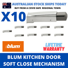 Blum 973A Blumotion Straight Arm Full Overlay Hinge - 973A0500.01