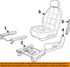 Jeep CHRYSLER OEM 96-04 Grand Cherokee Seat Track-Recliner Left 4796715