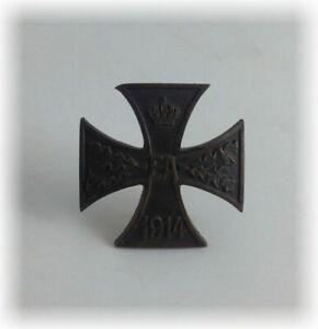 Militaria, Kriegsverdienstkreuz Braunschweig 1.Klasse 1914