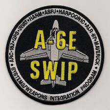 USN A-6E INTRUDER SWIP patch
