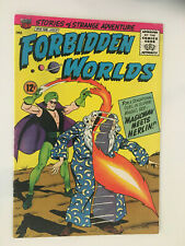 Silver Age Independent Group - Forbidden Worlds 128, Captain Marvel 2,