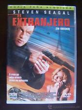 DVD EL EXTRANJERO (THE FOREIGNER) STEVEN SEAGAL (EDICION DE ALQUILER) - (5X)