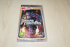 Transformers: Revenge of the Fallen New Factory Sealed UK Pal (Sony PSP, 2009)