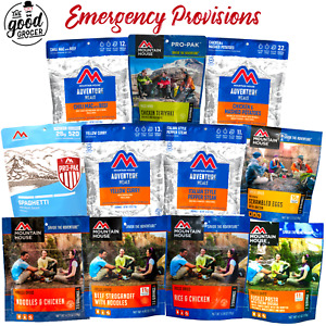 MOUNTAIN HOUSE FOODS Freeze Dried Emergency SURVIVAL 11 Pack VARIETY (5 Day)