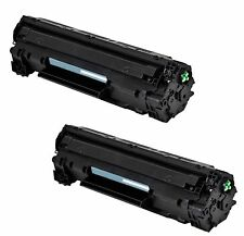 2-Pk/Pack 83A CF283A Toner Cartridge For HP M201dw M201n MFP M125a M125nw M127fw