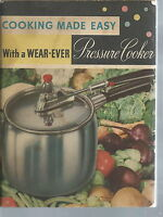 NC-037 - Wear-Ever Pressure Cooker Recipes and Instruction Book, 1946
