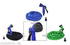 Gartenschlauch flexibler Wasserschlauch Flexischlauch Farben dehnbarer