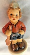"Goebel Hummel Club 4"" Boy Sailor with Ore Germany Figurine Ornament"