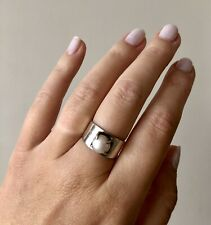 925 Sterling Silver And Pearl Ring