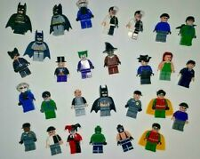 Authentic LEGO Batman 1 Minifigures - Riddler, Scarecrow, Nightwing - You Pick!
