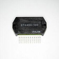 STK404-100 HeatSinkcomp Sanyo Original FREE SHIP Integrated Circuit IC OEM