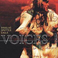 Douglas Spotted Eagle : Voices CD (1999)
