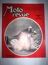 MOTO REVUE N°1504 27 AOUT 1960 / GP ULSTER - JOPY DREIJS