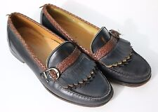 Maine Classics men's 9.5 dress shoes - Handcrafted in USA rare Classy Casual