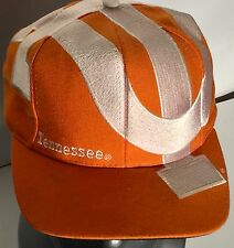 VTG Rare Tennessee Volunteers UT NCAA College The Game Big Logo Snapback Cap Hat